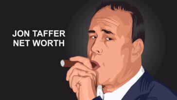 Jon Taffer Net Worth