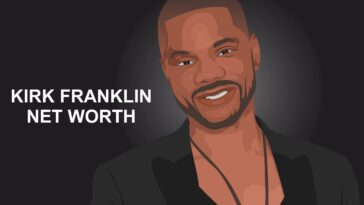Kirk Franklin Net Worth