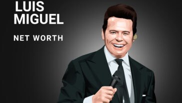 Luis Miguel Net Worth