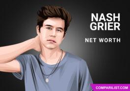 Nash Grier Net Worth