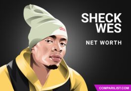 Sheck Wes Net Worth