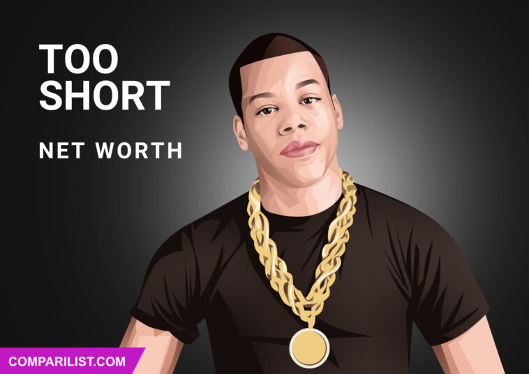 Too Short Net Worth