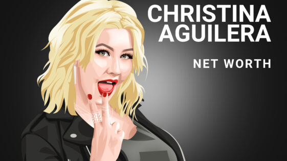 Christina Aguilera Net Worth