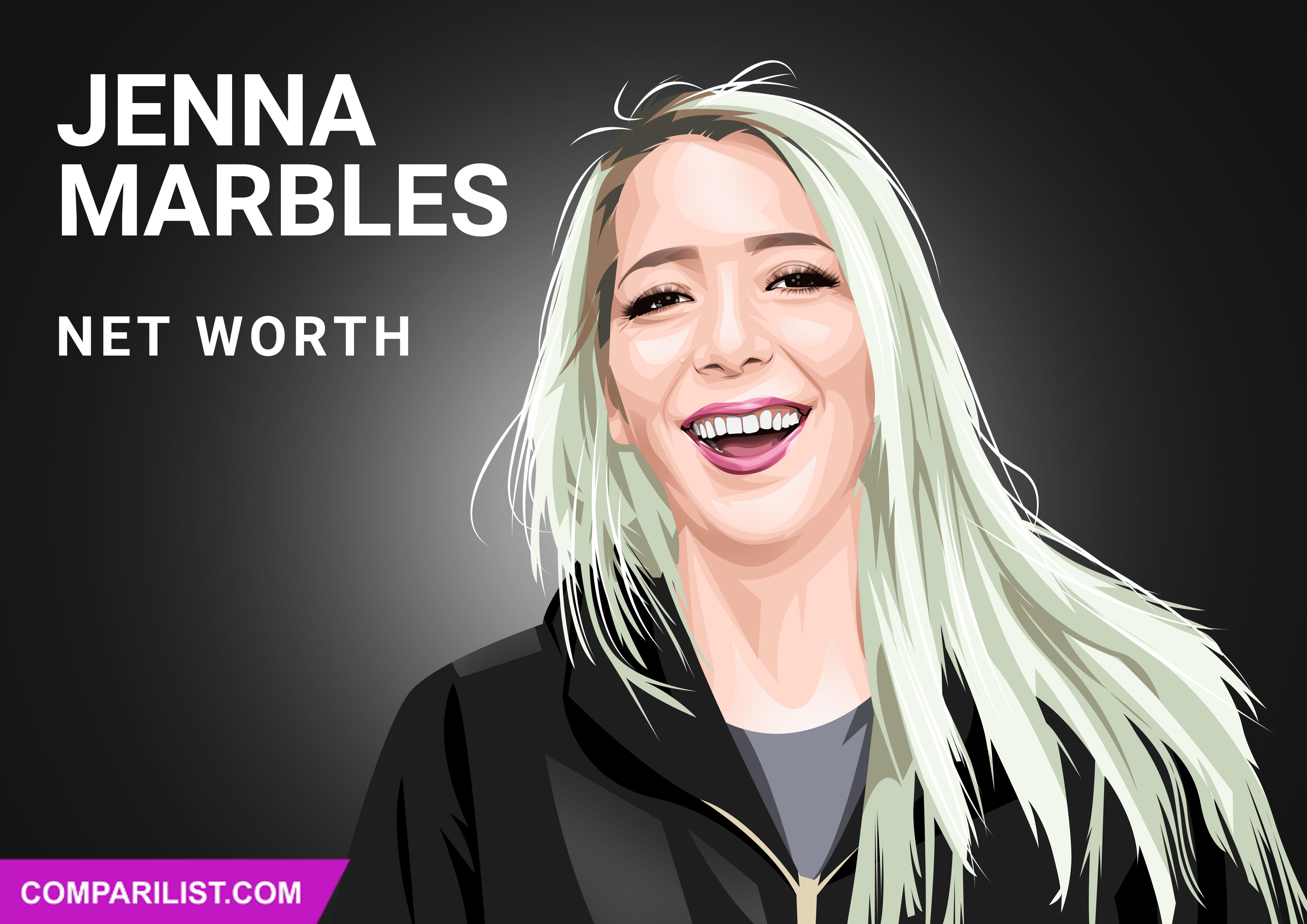 jenna marbles net worth 2019