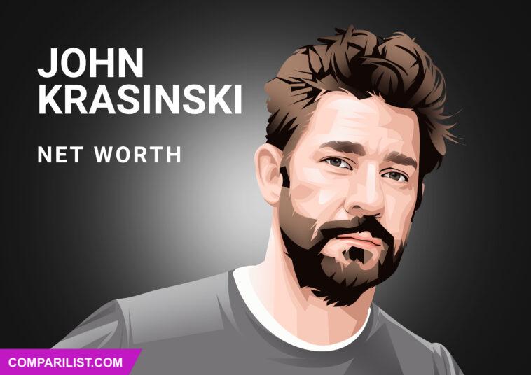John Krasinski Net Worth