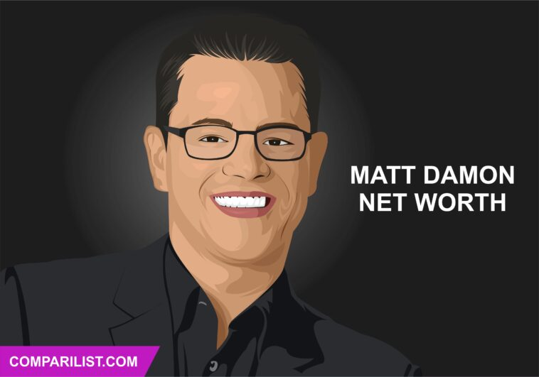 Matt Damon Net Worth