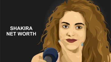Shakira Net Worth