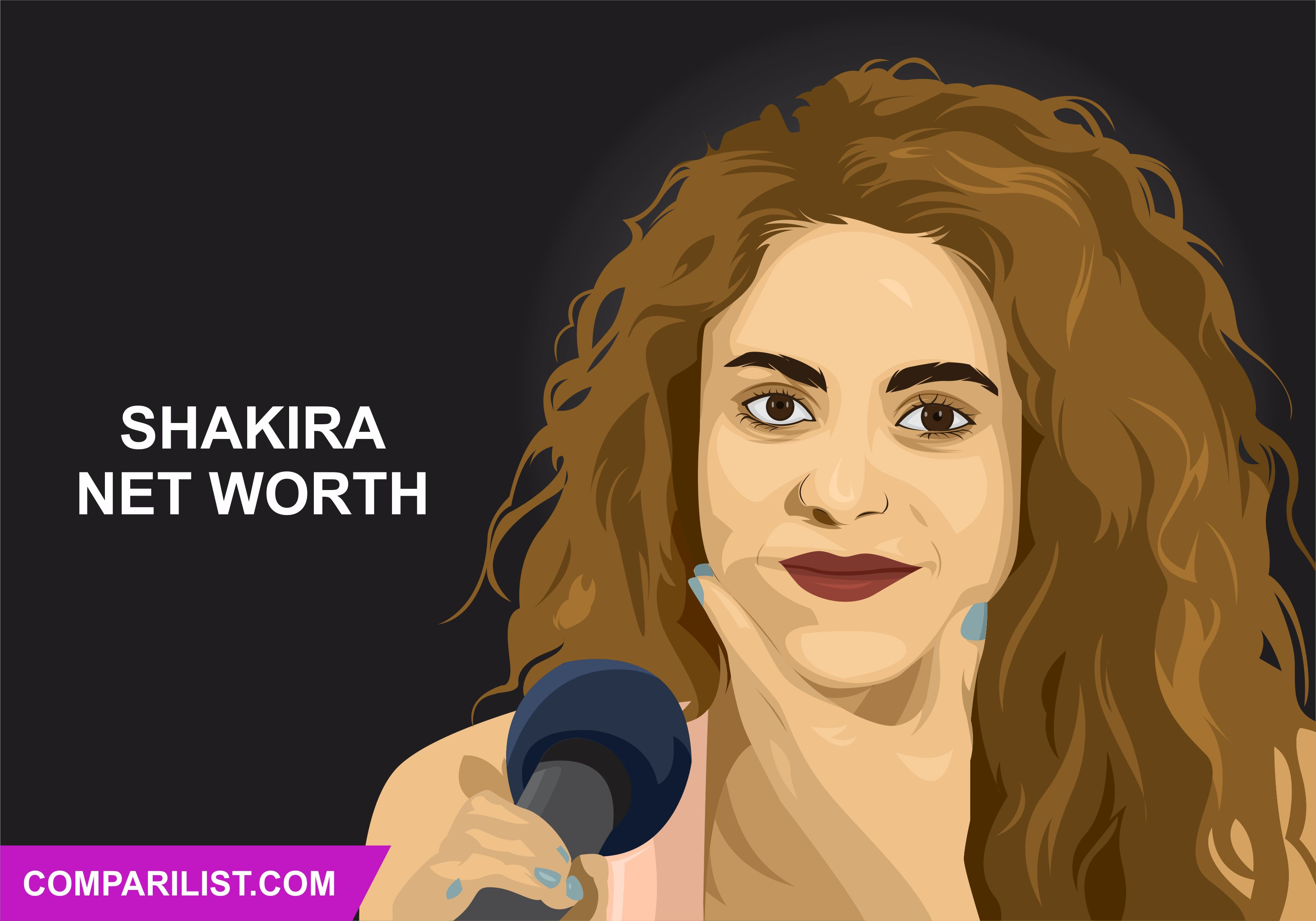 Shakira Net Worth 2019 Sources Of Income Salary And More