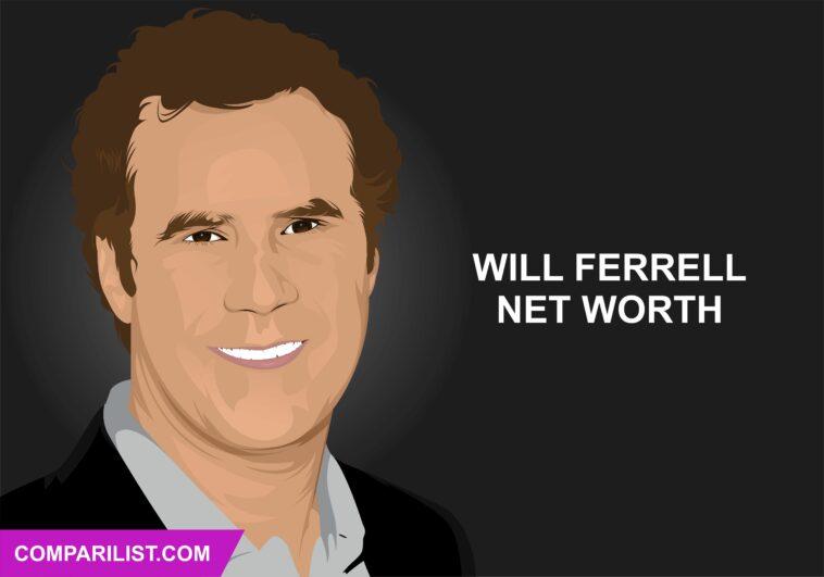 Will Ferrell Net Worth